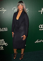 BEVERLY HILLS, CA, USA - OCTOBER 10: Dascha Polanco arrives at the 2014 Variety Power Of Women held at the Beverly Wilshire Four Seasons Hotel on October 10, 2014 in Beverly Hills, California, United States. (Photo by Celebrity Monitor)