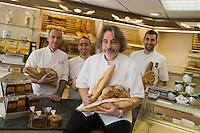 """Europe/France/Midi-Pyrénées/81/Tarn/ Albi: Michel Belin Chocolatier mais aussi boulanger dans sa boutique """"La Boulangerie de Marie"""""""