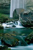 Daniel Creek 2nd Wateerfall<br /> Cloudland Canyon<br /> Cloudland Canyon State Park<br /> Georgia