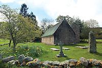 St Lesmo Chapel, Glen Tanar, Aboyne, Aberdeenshire