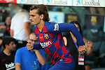 Presentation 1st team FC Barcelona 2019/2020.<br /> Antoine Griezmann.