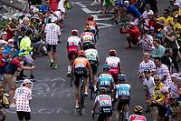 Grupetto up the Col du Galibier (HC/2622m/23km@5.1%)<br /> <br /> Stage 18: Embrun to Valloire (208km)<br /> 106th Tour de France 2019 (2.UWT)<br /> <br /> ©kramon