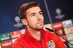 Atletico de Madrid's Gabi Fernandez in press conference. April 11, 2017.(ALTERPHOTOS/Acero)