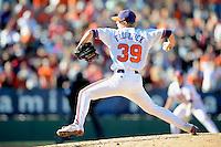 Alex Feedrick (Pitcher) Clemson Tigers (Photo by Tony Farlow/Four Seam Images)