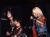 Motley Crue; Live Beacon Theater New York; 1984<br /> Photo Credit: Eddie Malluk/Atlas Icons.com
