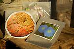 Vegetable seed storage, peanut pumpkin and dragon tongue, morning glory