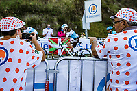 Stage 8 from Cazères-sur-Garonne to Loudenvielle 141km<br /> 107th Tour de France 2020 (2.UWT)<br /> (the 'postponed edition' held in september)<br /> ©kramon