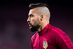 Goalkeeper Miguel Angel Moya Rumbo of Atletico de Madrid in training prior to the Copa del Rey 2016-17 Semi-final match between FC Barcelona and Atletico de Madrid at the Camp Nou on 07 February 2017 in Barcelona, Spain. Photo by Diego Gonzalez Souto / Power Sport Images