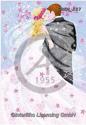 Kate, WEDDING, HOCHZEIT, BODA, valentine, Valentin, paintings+++++Feminine page 8,GBKM287,#W#,#V#, EVERYDAY