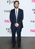 """LOS ANGELES, CA, USA - MAY 05: Jason Schwartzman at the Los Angeles Premiere Of Tribeca Film's """"Palo Alto"""" held at the Directors Guild of America on May 5, 2014 in Los Angeles, California, United States. (Photo by Celebrity Monitor)"""