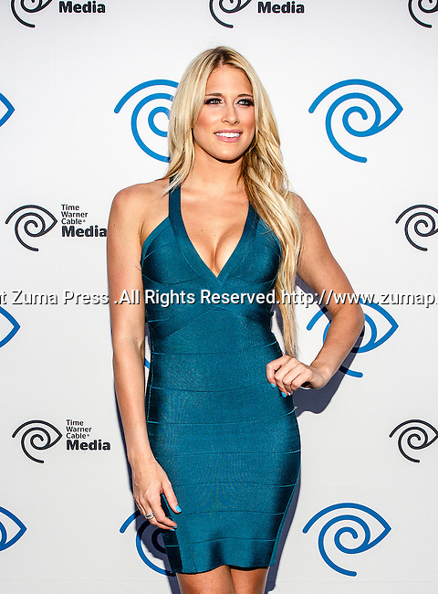 Kelly Kelly at the Time Warner Media Cabletime Upfront media event held at the Private Social Restaurant  in Dallas, Texas.