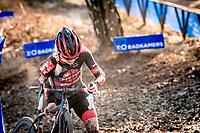 Laura Verdonschot (BEL/Pauwels Sauzen-Bingoal) <br /> <br /> 2021 GP Sven Nys in Baal (BEL)<br /> <br /> ©kramon