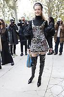 OCT 04 Street Style at Paris Fashion Week