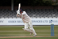 Tom Westley hits 4 runs for Essex during Essex CCC vs Durham CCC, LV Insurance County Championship Group 1 Cricket at The Cloudfm County Ground on 16th April 2021