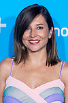Marian Alvarez attends to blue carpet of presentation of new schedule of Movistar+ at Queen Sofia Museum in Madrid, Spain. September 12, 2018. (ALTERPHOTOS/Borja B.Hojas)