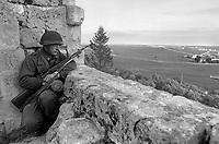 - Italian Army, exercise Murge 85<br /> <br /> - Esercito Italiano, esercitazione Murge 85
