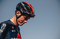 6th September 2021; Sherford to Exeter, Devon, England:  The AJ Bell Tour Of Britain, Stage 2 Sherford to Exeter. Rohan Dennis.