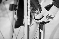 Paris-Roubaix 2013 RECON at Bois de Wallers-Arenberg..tire pressure is key at Paris-Roubaix
