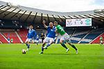 22.05.2021 Scottish Cup Final, St Johnstone v Hibs: Empty Hampden
