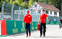 27th August 2020, Spa Francorhamps, Belgium, F1  Grand Prix of Belgium Motorsports: FIA Formula One World Championship 2020, 9 Mick Schumacher GER, PREMA Racing