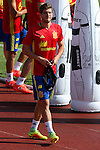 Spanish Sergi Roberto during the second training of the concentration of Spanish football team at Ciudad del Futbol de Las Rozas before the qualifying for the Russia world cup in 2017 August 30, 2016. (ALTERPHOTOS/Rodrigo Jimenez)