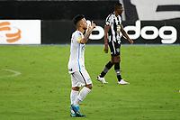 Rio de Janeiro (RJ), 08/02/2021 - Botafogo-Grêmio - Matheus Henrique jogador do Grêmio comemora seu gol,durante partida contra o Botafogo,válida pela 35ª rodada do Campeonato Brasileiro,realizada no Estádio Nilton Santos (Engenhão), na zona norte do Rio de Janeiro,nesta segunda-feira (08).