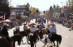An estimated 20,000 people attend the annual Nevada Day parade in Carson City, Nev. on Saturday, Oct. 29, 2016. Cathleen Allison/Carson City Culture & Tourism Authority