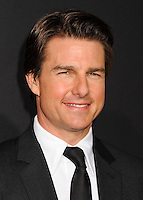 NEW YORK CITY, NY, USA - MAY 28: Actor Tom Cruise arrives at the New York Premiere Of 'Edge Of Tomorrow' held at AMC Loews Lincoln Square on May 28, 2014 in New York City, New York, United States. (Photo by Celebrity Monitor)