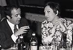 MAURIZIO COSTANZO E DINA LUCE<br /> 1971