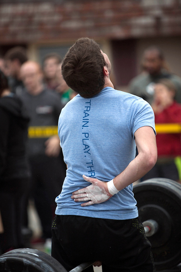 The September Crossfit Garage Games in Providence, RI brought CF members from throughout New England and New York. All levels competed in a weekend of varying WOD's and all participants gave their very best.