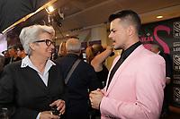 Agnes Maltais  au Gala Phenicia 2018<br /> , le 31 mai 2018,a la Caisse de Depot et PLacements du Quebec.<br /> <br /> PHOTO : Agence Quebec Presse