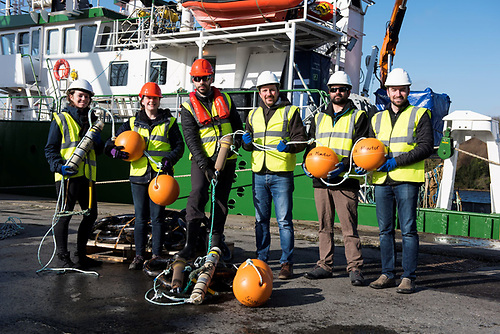 The Seamonitor Deployment Team