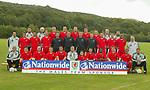 Wales Football 2003