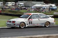 1991 British Touring Car Championship. #99 Andy Middlehurst (GBR). Graham Goode Racing. Ford Sierra.