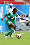 17.07.2010,  Augsburg, GER, FIFA U20 Womens Worldcup, Nigeria vs Japan,  im Bild Amarachi OKORONKWO (Nigeria Nr.16) , Foto: nph /  Straubmeier