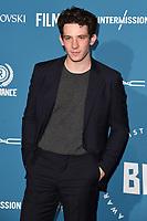 Josh O'Connor<br /> arriving for the British Independent Film Awards 2018 at Old Billingsgate, London<br /> <br /> ©Ash Knotek  D3463  02/12/2018