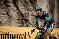Davide Formolo (ITA/Bora-Hansgrohe)<br /> <br /> Stage 9 (ITT): Riccione to San Marino (34.7km)<br /> 102nd Giro d'Italia 2019<br /> <br /> ©kramon