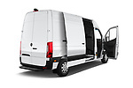 Car images of 2021 Mercedes Benz eSprinter - 4 Door Cargo Van Doors