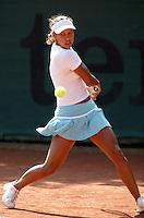 16-8-06,Amsterdam, tennis ,  Quarter final match, NK, Kelly de Beer