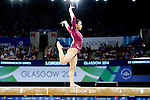 Commonwealth Games Gymnastics Womens All Round Finals 30.7.14. . Photos by Alan Edwards  www.f2images.com