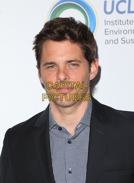 BEVERLY HILLS, CA - March 13: James Marsden, At The UCLA Institute Of The Environment And Sustainability Celebrates Innovators For A Healthy Planet At Private Resident In California on March 13, 2017. <br /> CAP/MPI/FS<br /> ©FS/MPI/Capital Pictures