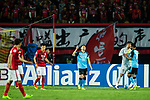 Guangzhou Evergrande FC (CHN) vs Kawasaki Frontale (JPN) during the AFC Champions League 2017 Group G match at the Tianhe Stadium on 14 March 2017 in Guangzhou, China. Photo by Marcio Rodrigo Machado / Power Sport Images