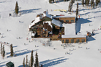 Keystone Ski Area, Summit House. Dercum Mountain. March 2014
