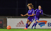 Kassandra Missipo (12) of Anderlecht pictured during a female soccer game between RSC Anderlecht Dames and SV Zulte Waregem on the 10 th matchday of the 2020 - 2021 season of Belgian Womens Super League , friday 18 th of December 2020  in Tubize , Belgium . PHOTO SPORTPIX.BE | SPP | DAVID CATRY