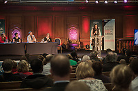 Rally organised by the NEU Trade Union ahead of a mass lobby of Parlaiment by teachers against education cuts. 24-10-17
