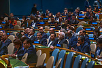 General Assembly Seventy-fourth session, 5th plenary meeting<br /> <br /> His Excellency Hassan Rouhani, President, Islamic Republic of Iran
