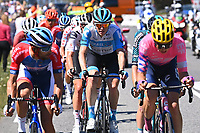 5th September 2020, Grand Colombier, France;  HERMANS Ben (BEL) of ISRAEL START - UP NATION during stage 8 of the 107th edition of the 2020 Tour de France cycling race, a stage of 140 kms with start in Cazeres-sur-Garonne and finish in Loudenvielle