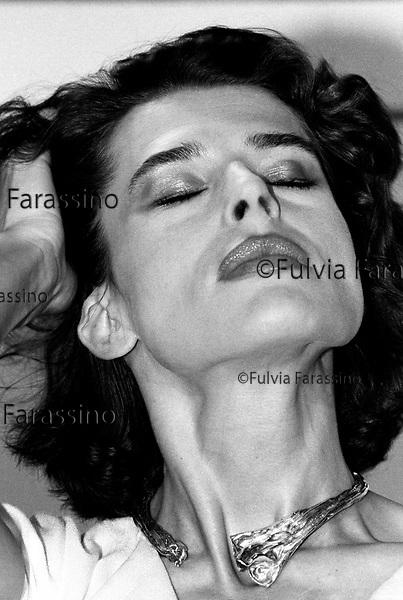 Festival di Venezia 1984 (era appena morto Truffaut)