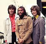 Bee Gees 1979 Barry Gibb, Maurice Gibb and Robin Gibb.© Chris Walter.