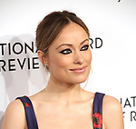 Olivia Wilde attends the 2019 National Board Of Review Gala at Cipriani 42nd Street on January 08, 2019 in New York City.